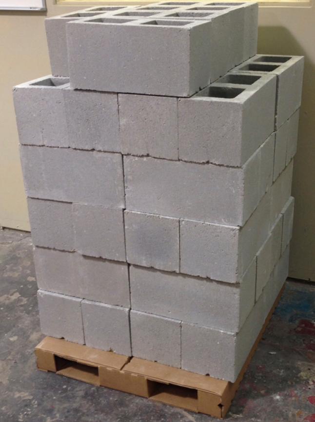 palet de cartón que soporta hasta 4000 kilogramos