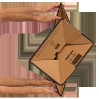 cajas de cartón capsa 2in1®